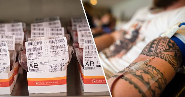 US Lawmakers Relax Laws On LGBTQ+ Men Donating Blood