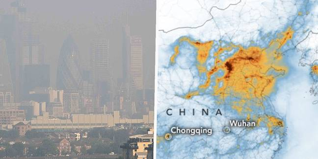 Air Pollution Might Have Dropped But Climate Change Is Still Ravaging Our Planet