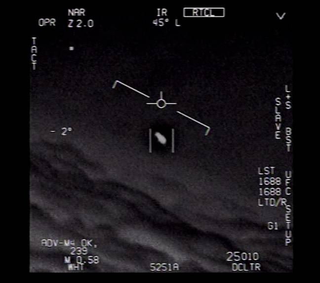 Pentagon Officially Releases Three UFO Videos Uncovered By Blink-182 Star