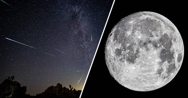 Spectacular Meteor Shower Will Peak Tonight And Be Lit Up By New Moon
