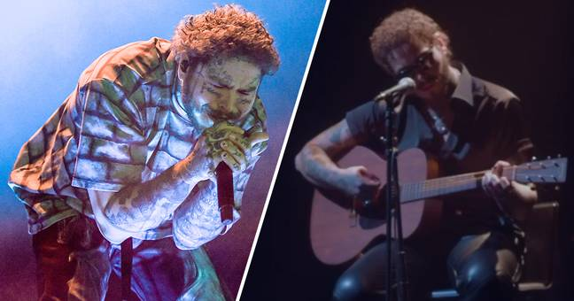 Post Malone's First Livestream Concert Will Be Nirvana Tribute Set
