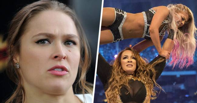 Ronda Rousey Angers Wrestlers By Calling WWE 'Fake Fighting For Fun'