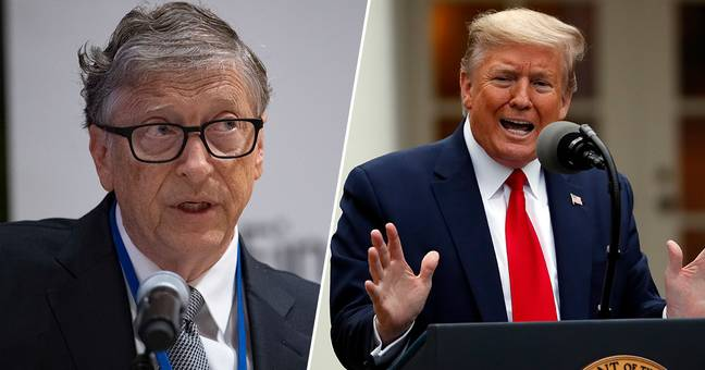 Bill Gates Condemns Donald Trump For Suspending WHO Funding