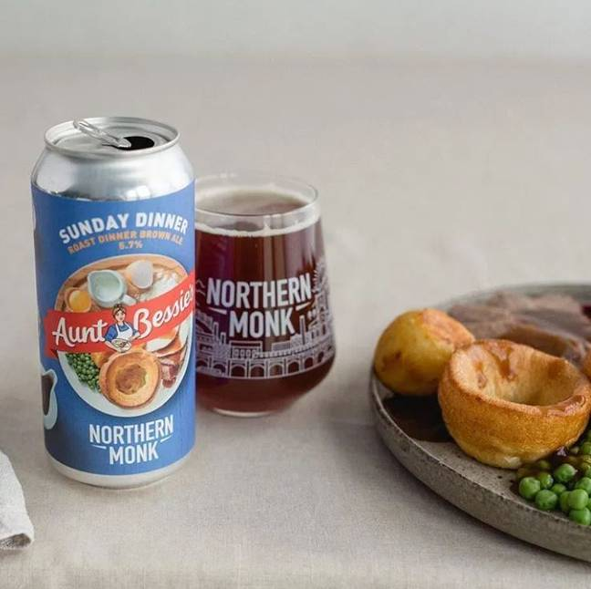 yorkshire pudding beer