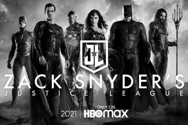 HBO Max Justice League