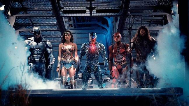 Justice League Snyder Cut 2