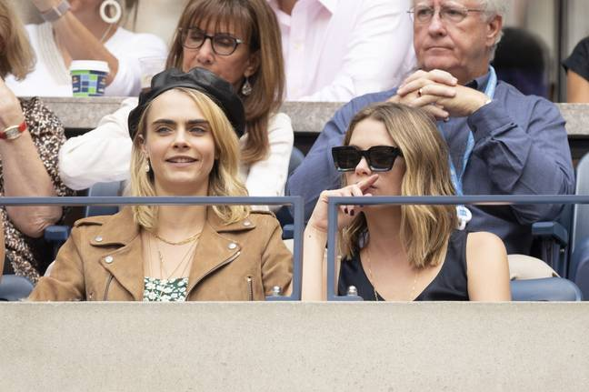 Cara Delevingne And Ashley Benson Split After Two Years Of Dating