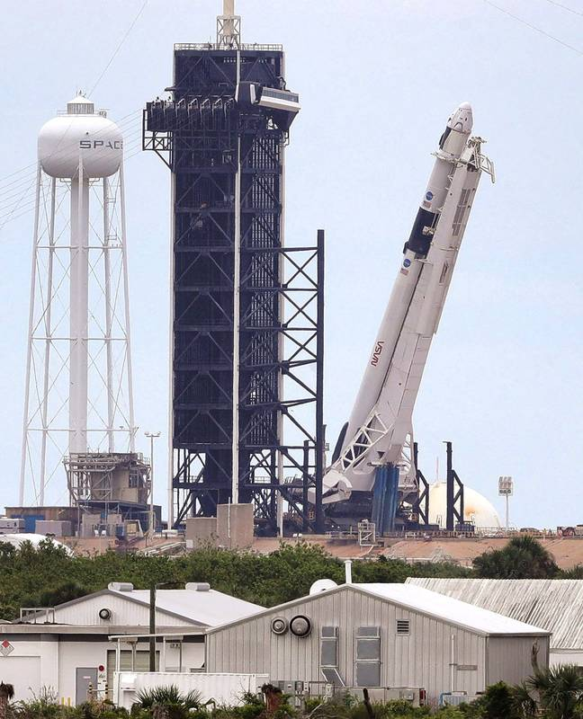 SpaceX and NASA Prepare for Historic Launch