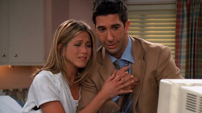 It's 16 Years Today Since Rachel Got Off The Plane