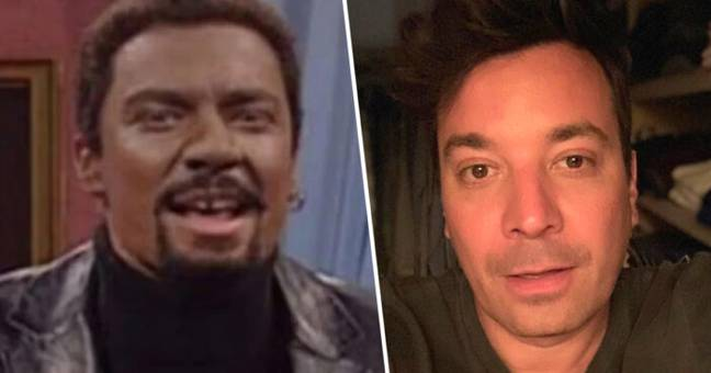 Jimmy Fallon Apologises For 'Unquestionably Offensive' Blackface Impersonation Of Chris Rock