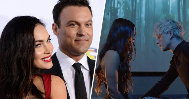 Megan Fox Appears In New Machine Gun Kelly Video Days After Ex-Husband Brian Austin Green Says They're Just Friends