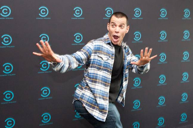 Steve-O Rips Off Part Of His Ear In Stunt With UFC Star Jon Jones