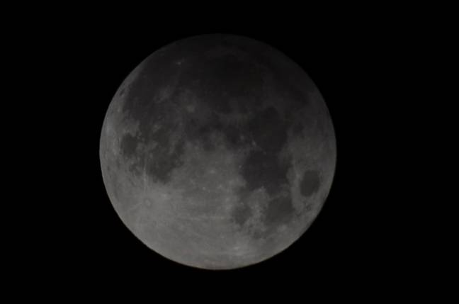 Lahore: First penumbral eclipse of moon in 2017