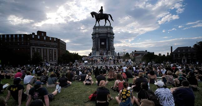 Virginia Governor Ralph Northam To Order The Removal Of Statue Of Confederate General Robert E. Lee