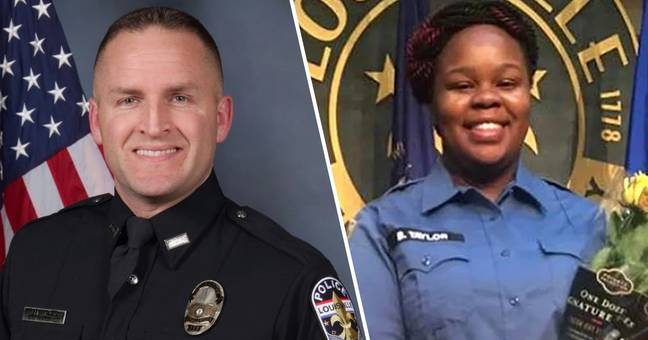 Brett Hankison, Officer Involved In Breonna Taylor's Death, Fired From Louisville Metro Police Department