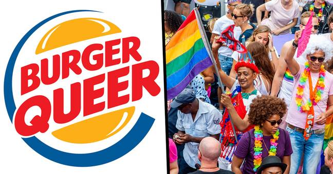 Burger King Changes Its Name In Support Of Pride Month