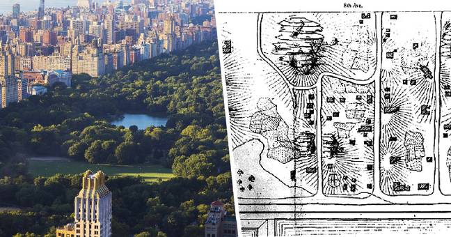 The Hidden History Of Central Park And The Black Village Destroyed To Create It