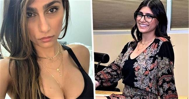 Half A Million Fans Sign Mia Khalifa Petition To Have Her Porn Videos Removed