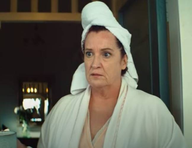 Shocked mum in New Zealand safety ad