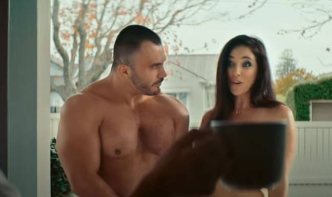 'porn actors' on doorstep for New Zealand safety ad