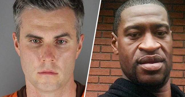 Former Cop Thomas Lane, One Of Four Officer's Charged With George Floyd's Death, Leaves Jail