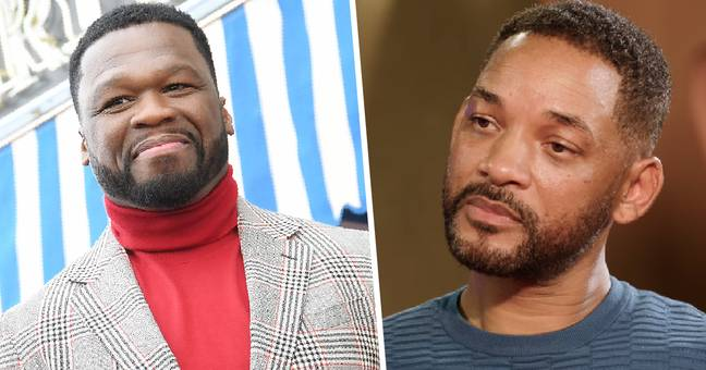 Will Smith Tells 50 Cent 'F**k You' For DMing About Jada's Sex Life