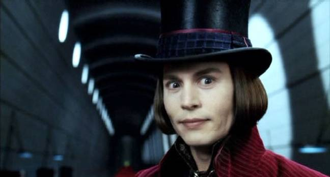 Charlie and the Chocolate Factory Johnny Depp