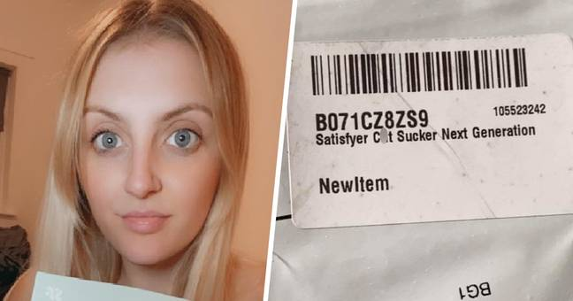 Warrington Mum Left Mortified After Discreet Package Arrives With 'Cl*t Sucker' Label