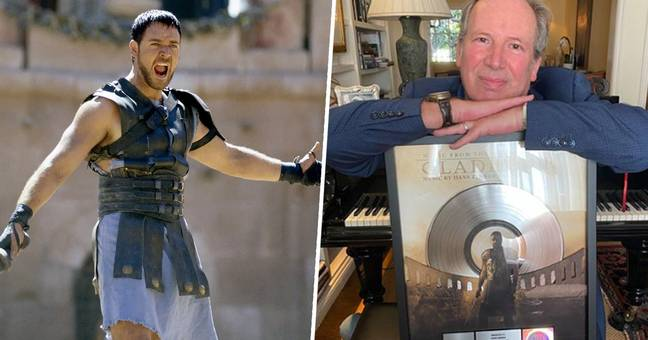 Hans Zimmer's Incredible Gladiator Score Goes Platinum 20 Years After Release