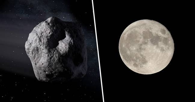 NASA Says Asteroid 'Closer To Earth Than The Moon' Will Fly-By Planet In Weeks