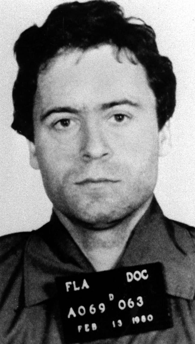 Ted Bundy (PA Images)