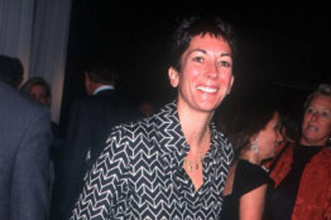 Ghislaine Maxwell is charged with sex trafficking (PA Images)