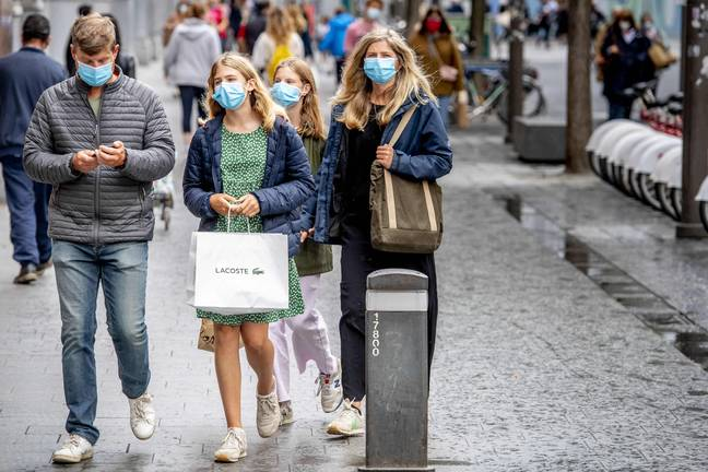 Face Masks Are Breaking Facial Recognition Algorithms, Study Finds