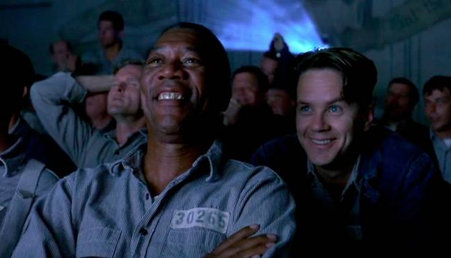 The Shawshank Redemption. (Columbia Pictures)
