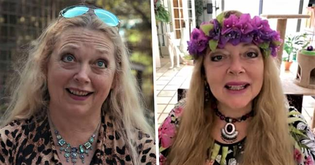 Carole Baskin Is Now Recording Personalised Video Messages For You And Your Friends