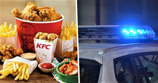 Partygoers Hit With $26,000 Fine After Huge KFC Order Leads Police To Illegal Party