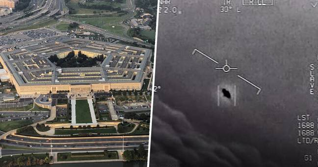Pentagon Found 'Vehicles Not Made On This Earth'