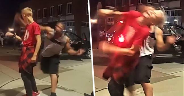 Man Who Sucker Punched 12-Year-Old Dancing Kid In Missouri Charged With Felony Assault