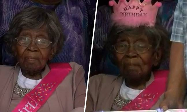 Oldest Woman In America With 200 Great-Grandkids Celebrates 116th Birthday