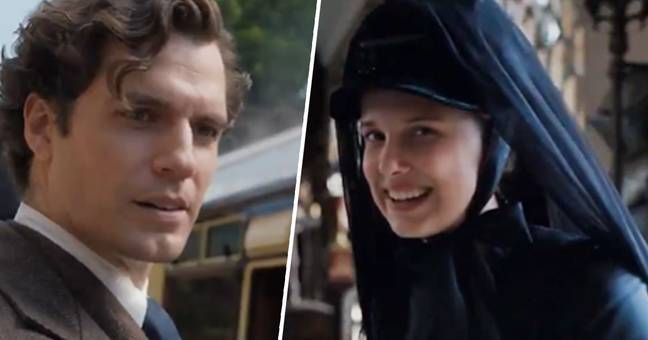 Netflix Drops First Trailer For Millie Bobby Brown's Sherlock Holmes Spin-Off