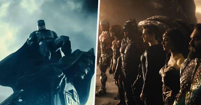 Zack Snyder's Justice League Cut Gets First Full Trailer