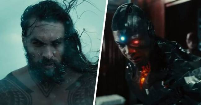 Justice New Zack Snyder's Justice League Trailer Teaser Just Dropped