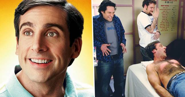 The 40-Year-Old Virgin Is A Surprisingly Sweet Exploration Of Supportive Male Friendship