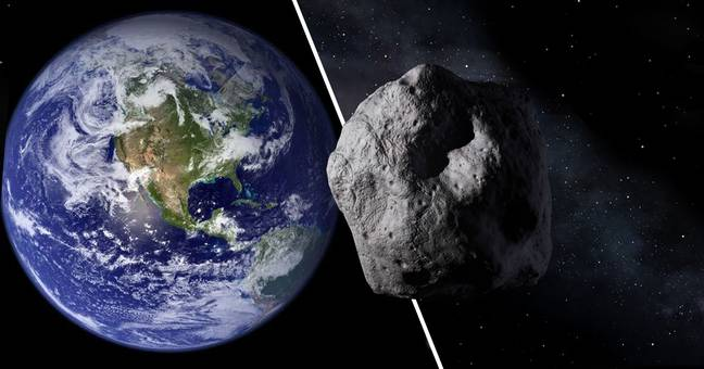 NASA Missed 'Closest Ever' Asteroid Passing Earth Last Weekend