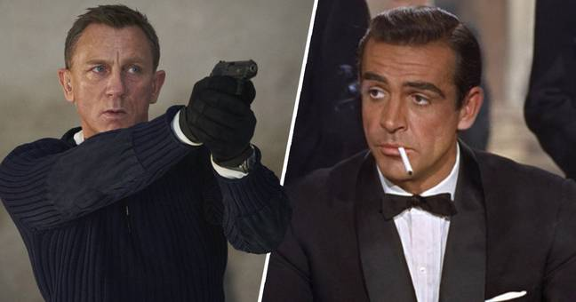 Sean Connery Voted As The Greatest James Bond