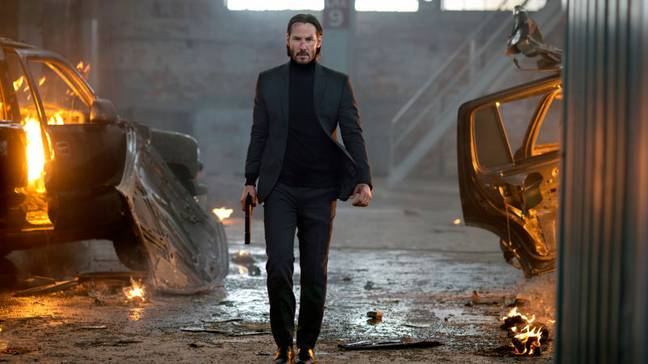 John Wick 4 And 5 Will Not Be Written By Franchise's Creator