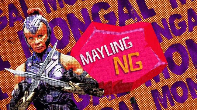 Mongal Mayling Ng Suicide Squad