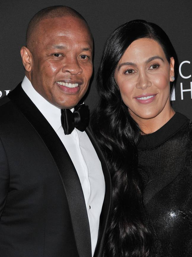 Dr Dre. and Nicole Young