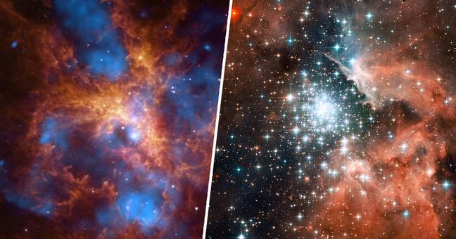 'Heartbeat' Detected Coming From Cosmic Gas Cloud