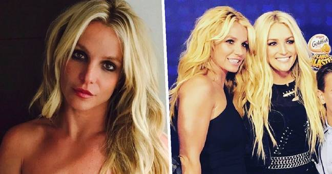 Britney Spears' Sister Jamie Lynn Named Sole Trustee To Her Fortune